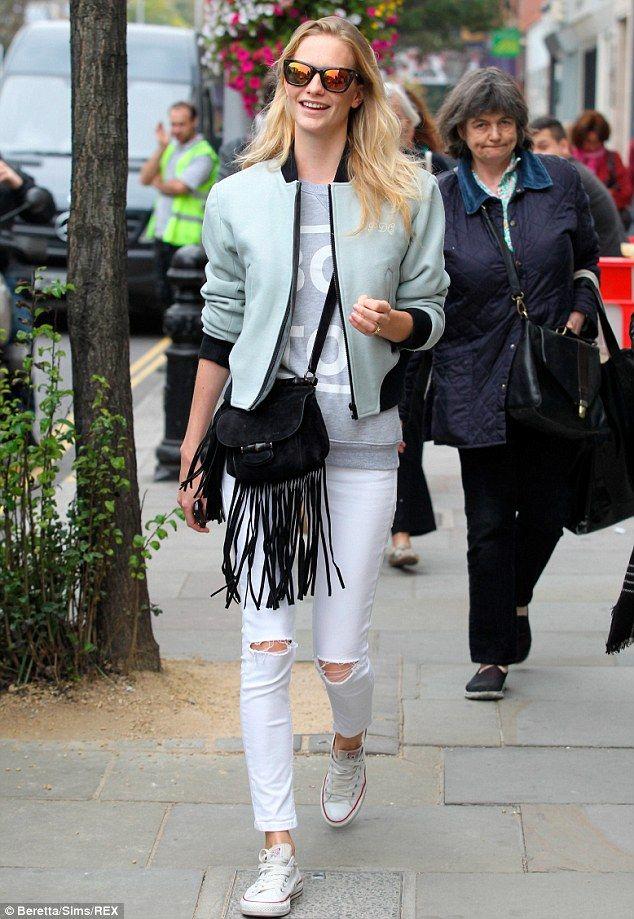 Poppy Delevingne  (September 2014)