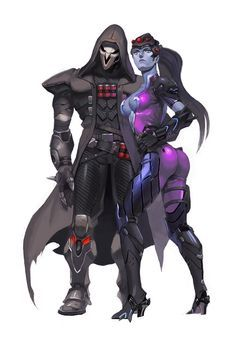 Widowmaker Overwatch Igry Reaper Overwatch 2657951 Png 700 1011 Overwatch Reaper Overwatch Widowmaker Overwatch Cosplay