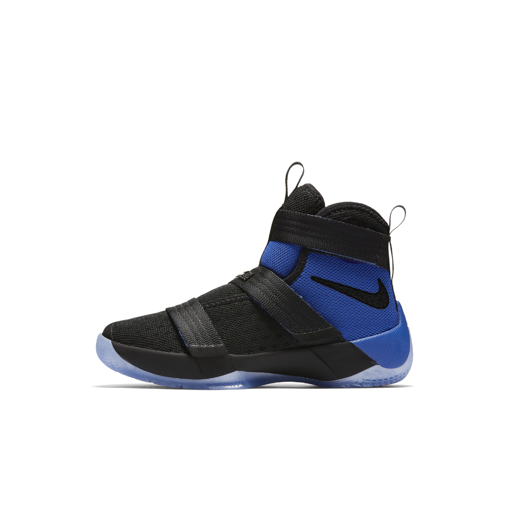 check out 8484d e2363 Nike LeBron Soldier 10 Little Kids' Basketball Shoe Size 11C ...