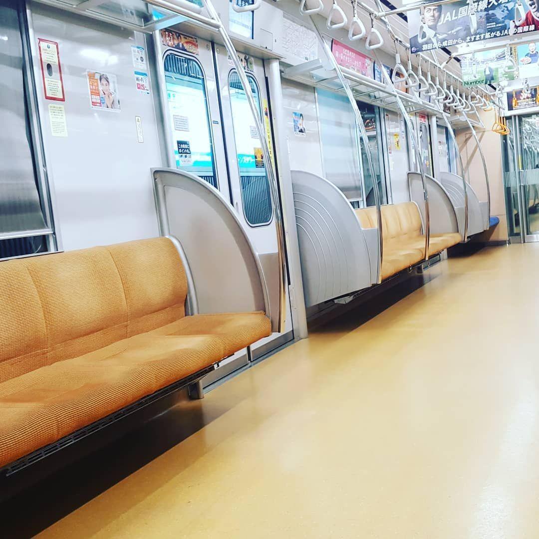 Empty Train In Tokyo Japan Leerer Zug In Tokio Japan Japan Japanblog Japanblogger Instagood Explore In 2020 Explore Japan Japan Travel Japan Photo