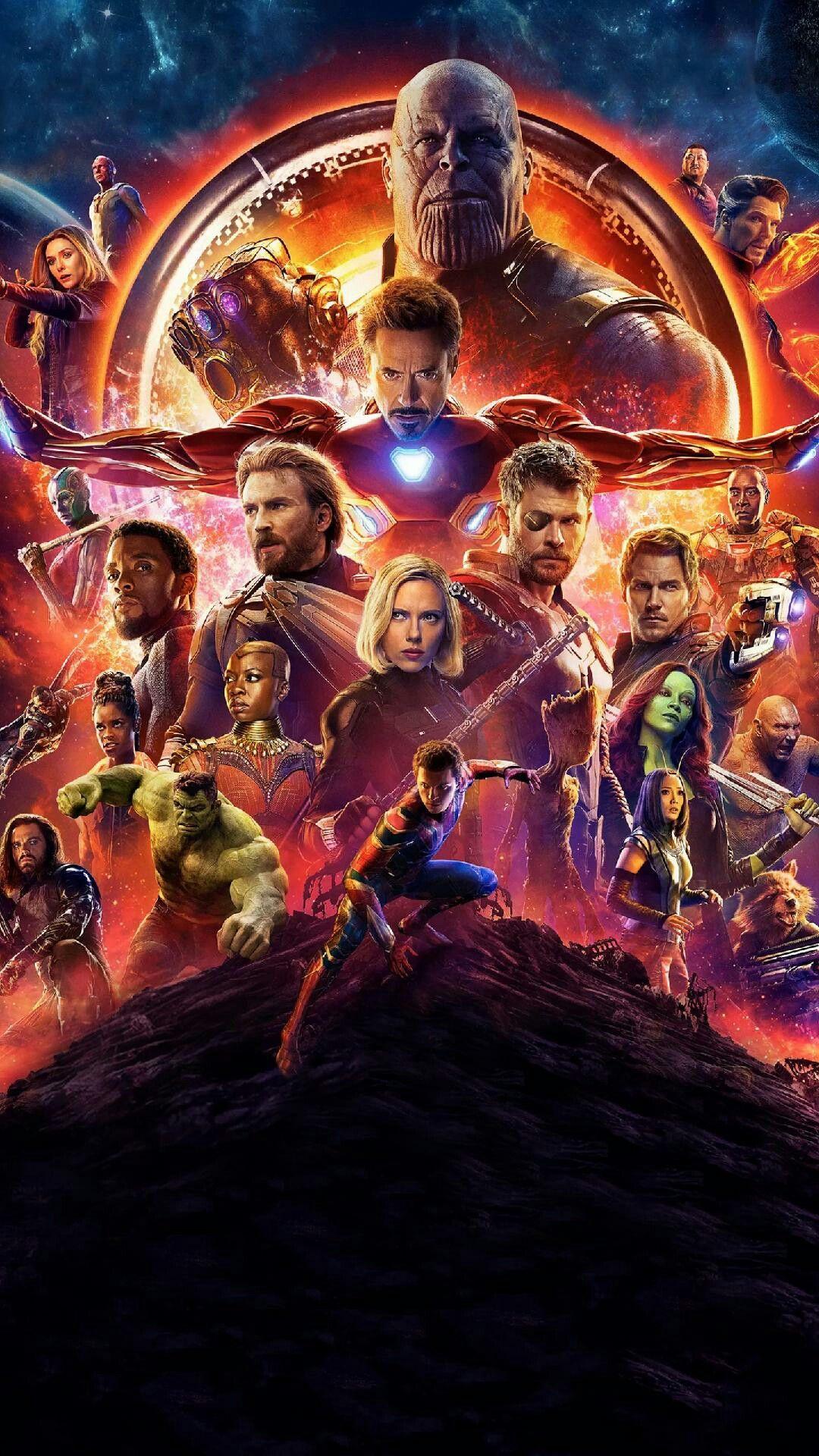 Sigueme Oswaldo Briones Infinity War Com Imagens Filme Os
