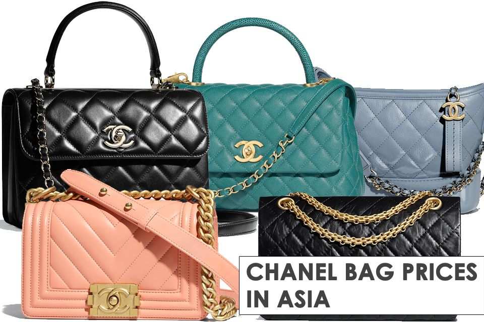 Read the Chanel Bag Prices in Asia via here...  a51393a41a89b