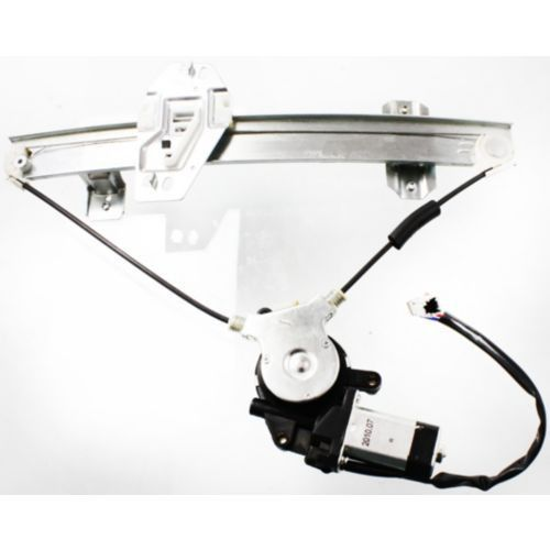 1998-2004 Acura RL Rear Window Regulator RH, Power, With