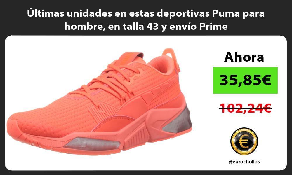 músculo Perezoso calcio  🔥 Últimas unidades en estas deportivas Puma para hombre, en talla 43 y  envío Prime ✅ Ver chollo: https://cholloterapia.com… | Deportivas puma,  Zapatos nike, Puma