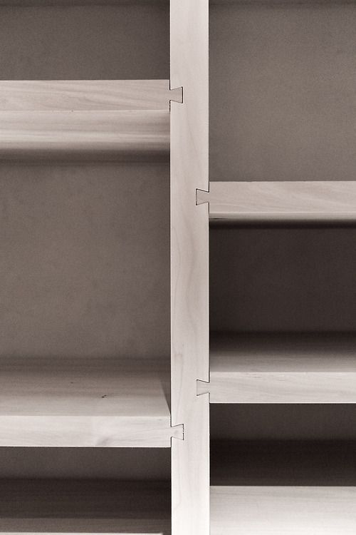 + TIMBER SHELVES