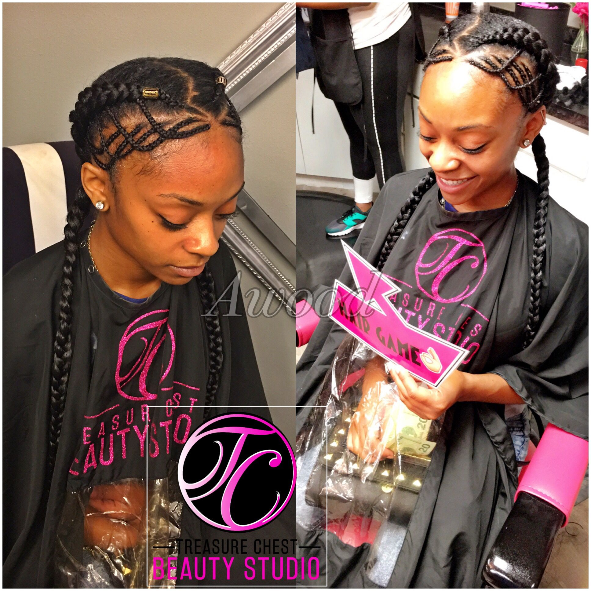 sleek hair styles feed in cornrows box braids bob cornrows 1868 | f4fd3045162a454204bc10b08efa1868
