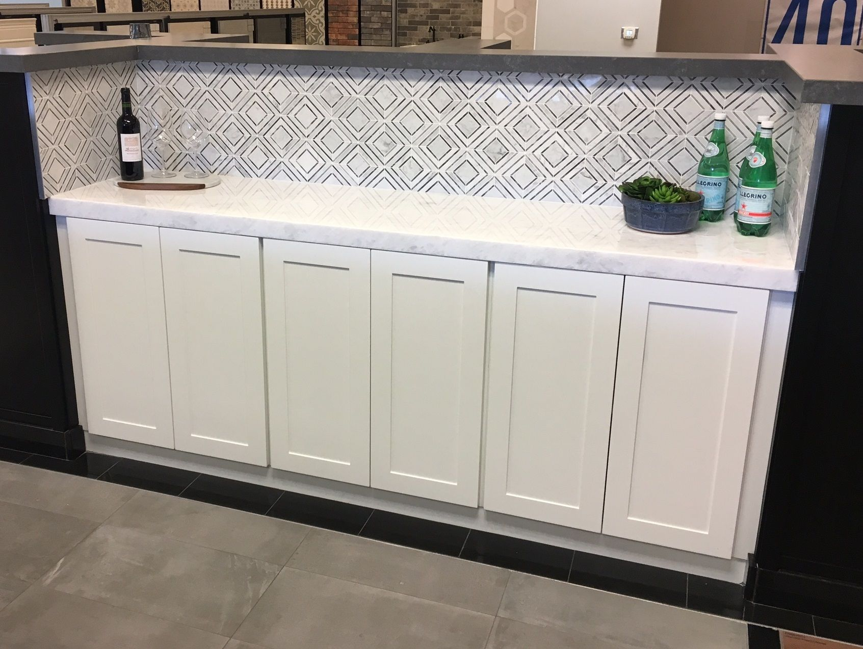 We Are So Excited To Have Our Newest #Marble #stone Mesh #pattern In · Backsplash  IdeasBacksplash ...
