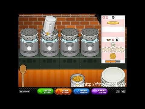 Friv 4 School Games Friv4school Xyz Play Game Papa S Pastaria Cook Games To Play School Games Games