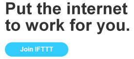 If This Then That – IFTTT