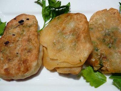 Weekday Vegetarian: Moroccan Flatbread (pan fried)