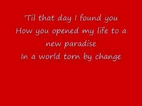 I Do Cherish You W Lyrics Wedding Songs First Dance