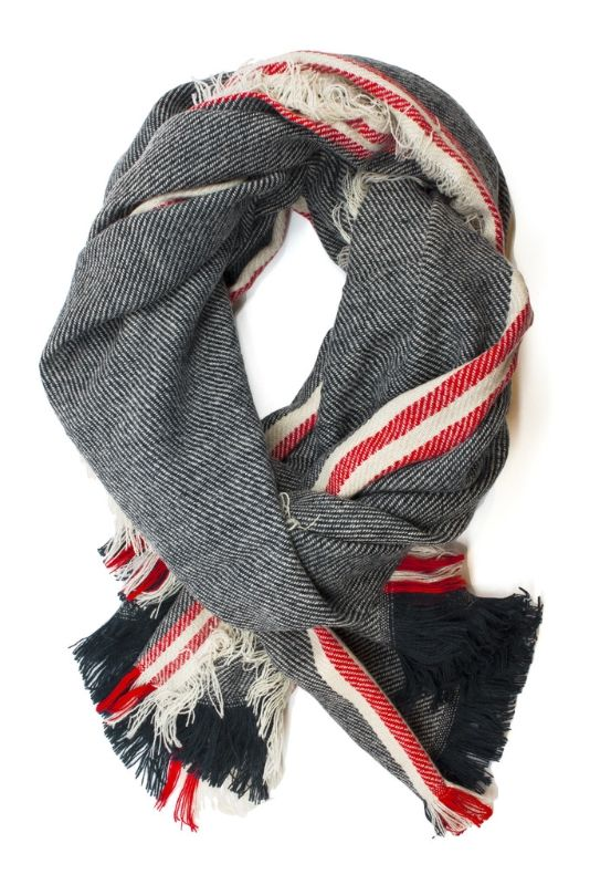 Empire Scarf is so soft! An adorable look for Winter, and super warm too! $28  www.mooreaseal.com