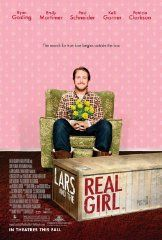 Strange but sweet film featuring Ryan can't do any wrong gosling!