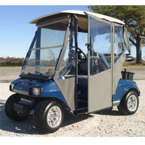 Club Car DS 2000 DoorWorks Enclosures | DoorWorks Golf Cart Covers Enclosures For Club Car Ds Golf Cart on 2008 precedent club car golf cart, yamaha golf cart covers for club cart, hard covers for club car golf cart, red dot enclosures golf cart,