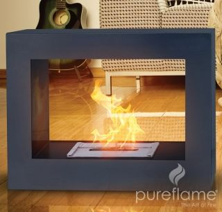 Pure Flame Free Standing Fireplace 30 7 L X 22 8 H X 9 8 W 699