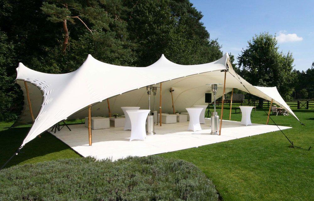Waterproof Commercial Wedding Event Patio Party Coated Bedouin
