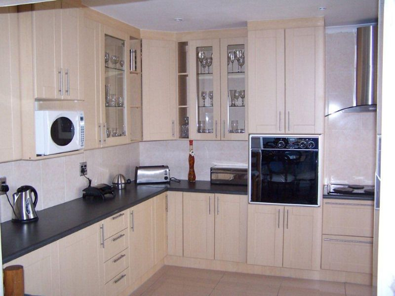 Balsa Wood Kitchen Cupboards