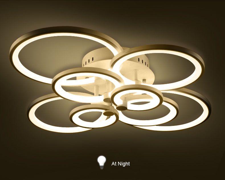 Aliexpress moderne led licht wohnzimmer schlafzimmer moderne