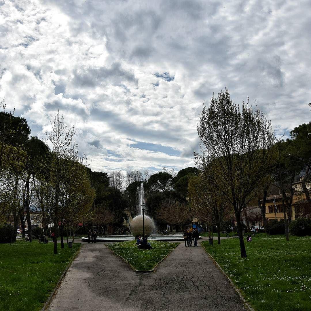 Giardini Pubblici Parco G. Ugonia by gloriafoto Giardino