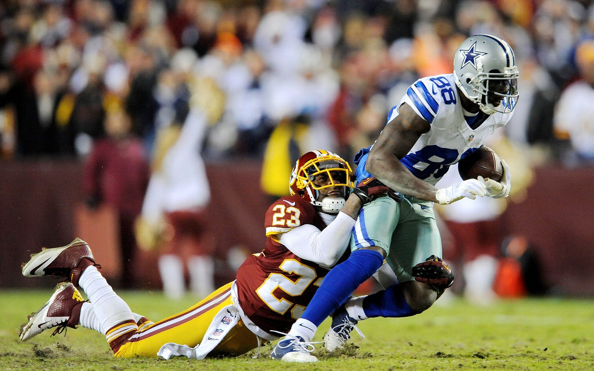 Dez Bryant Dallas Cowboys. If only..