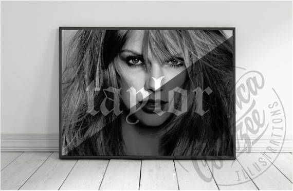Taylor Swift Poster Reputation Wall Art Swifties Posters Printable