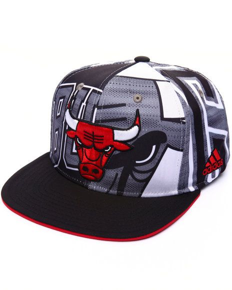 Find Chicago Bulls Sublimated Snapback Hat Men's Hats from Adidas & more at DrJays. on Drjays.com