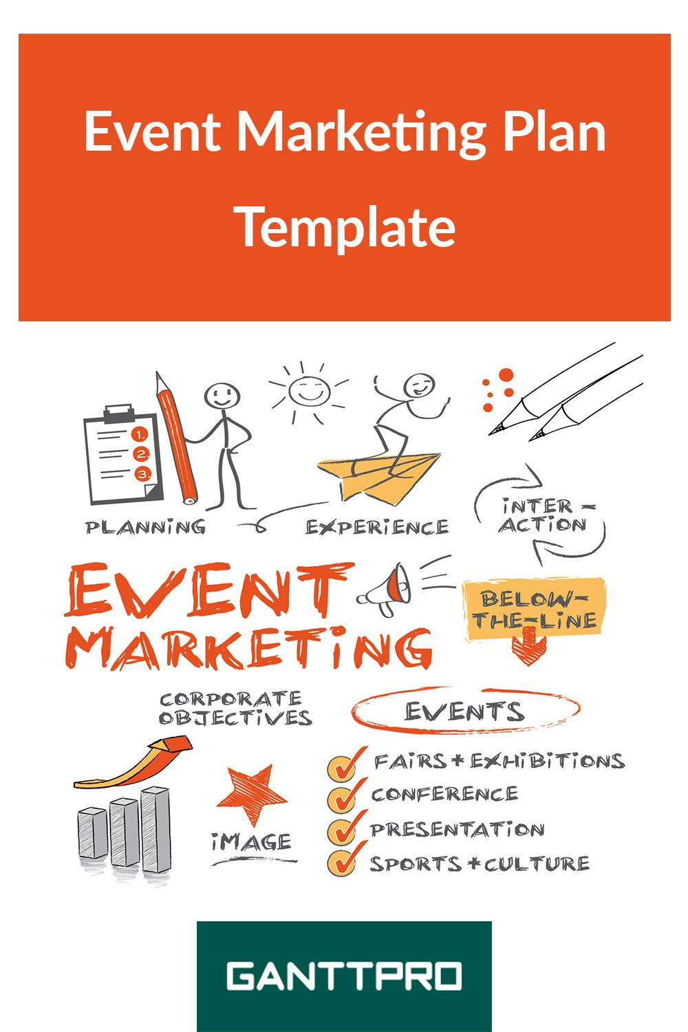 Manage your marketing projects with free Event marketing