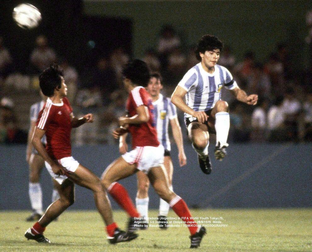 Pin en Diego maradona