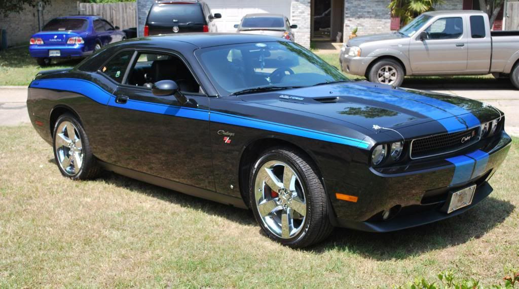Should I Change The Stripe Color On My Rt Page 3 Dodge