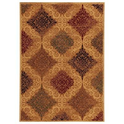 Charmant Home Decorators Collection Celestial Multi Polypropylene 7 Ft. 10 In. X 10  Ft. Room RugsArea ...