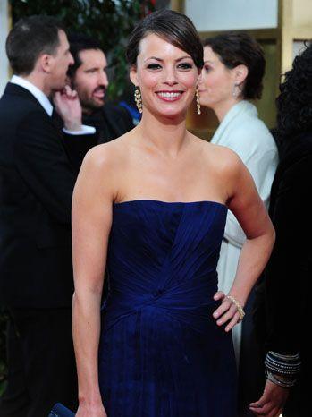 Berenice Bejo 2012 Golden Globes