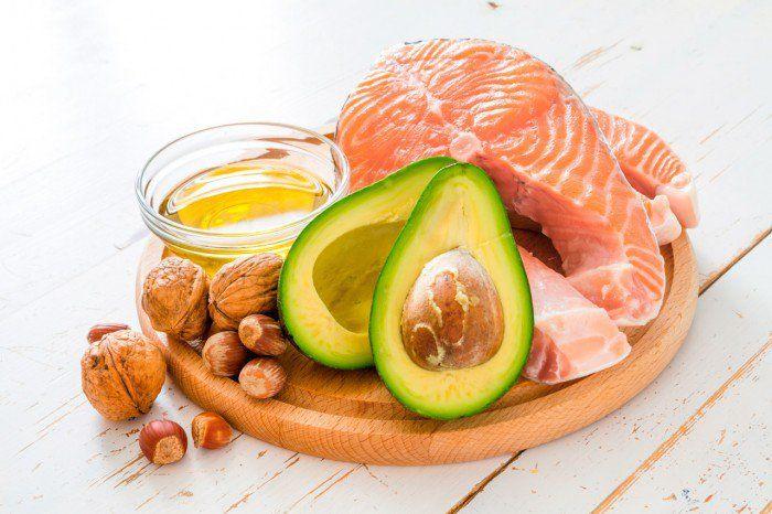 Frutos secos y colesterol bueno