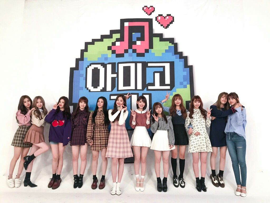 IZONE #COLOURIZ #LAVIEENROSE #WIZONE | Backstages | Photo Teasers