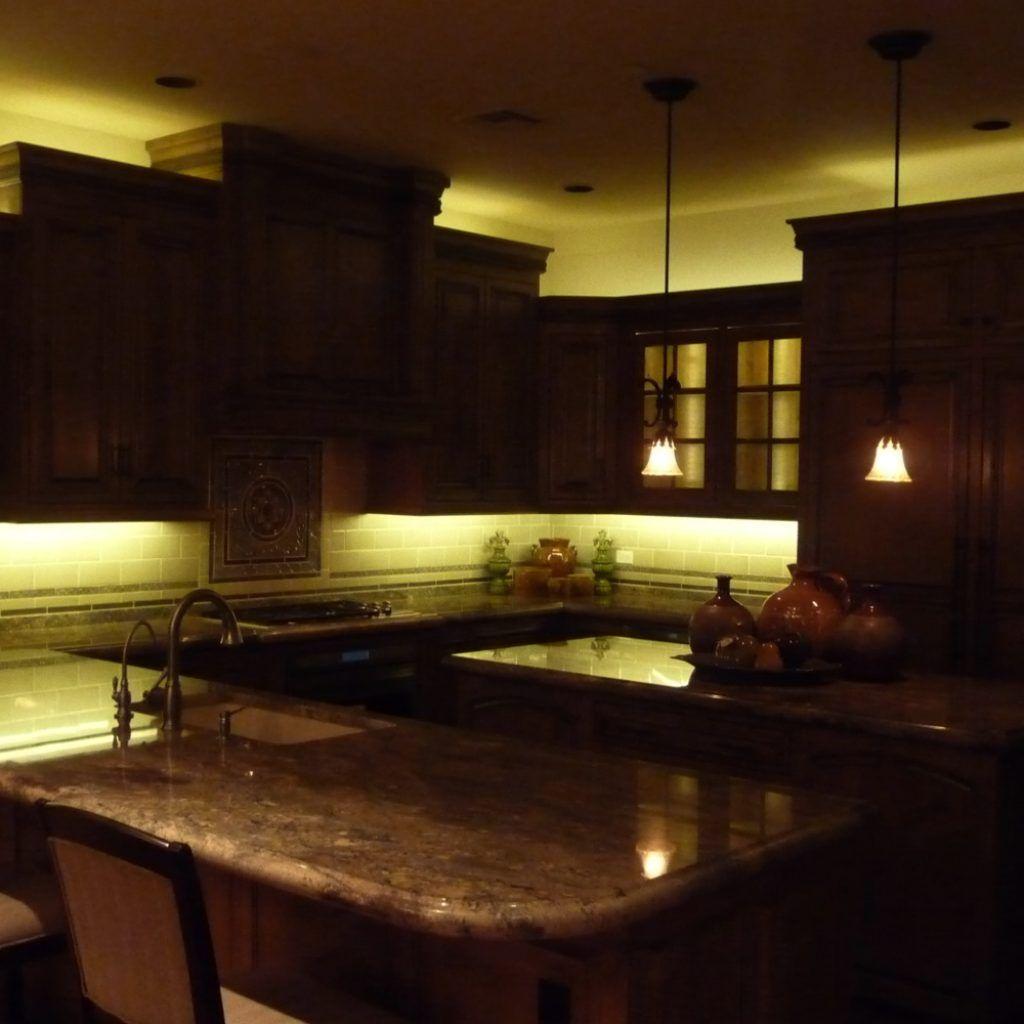 Over Cabinet Lights Kitchen Above Kitchen Cabinets Kitchen Cabinets Cabinet Lighting