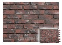 Regency Old Chicago Brick Whitewash Panel W 47 1 2 H 32 1 2 1 Thick Chicago Brick Brick Paneling Antique Brick