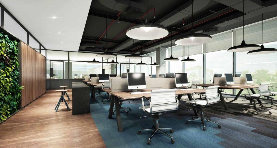 Swiss Bureau Interior Design Designed Government agency