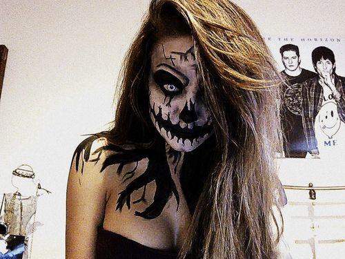 halloween makeup tumblr google search halloween makeup