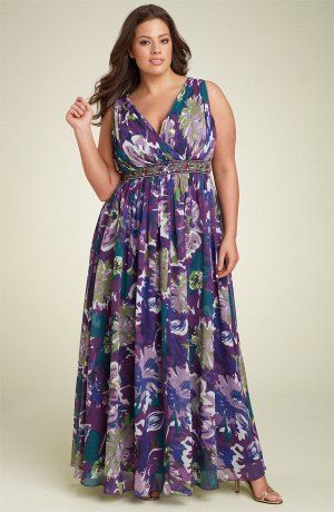 1c054d83b7c piniful.com plus size sundresses (24) #curvyplus | Plus Size & Curvy ...