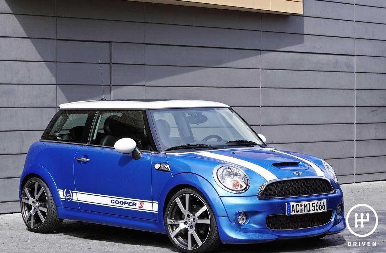 2007 AC Schnitzer Mini Cooper R56 Blue mini cooper, Mini