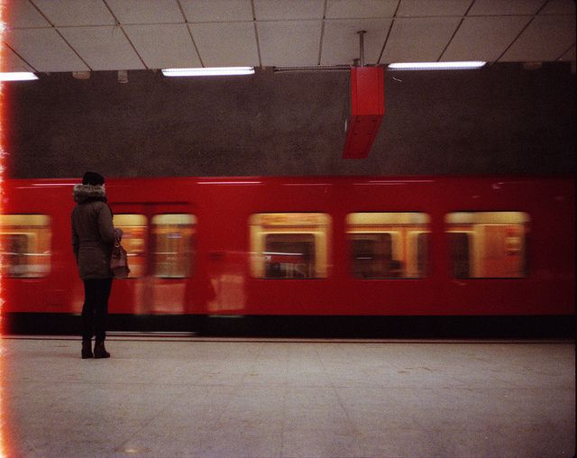 metro by pikkmikk on Flickr.