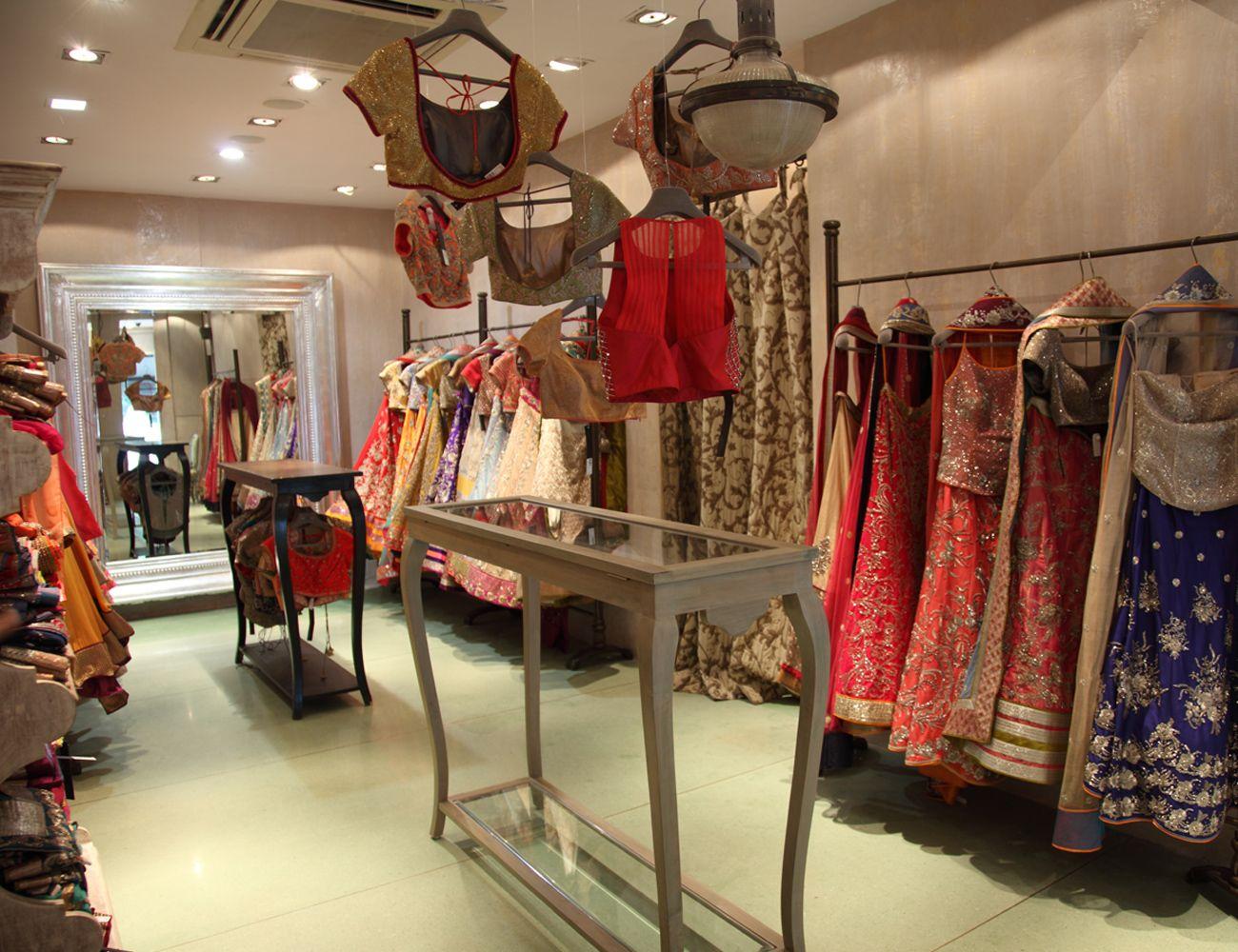 Jade Boutique In Mumbai The Indian Way Boutique Interior Boutique Urban Looks