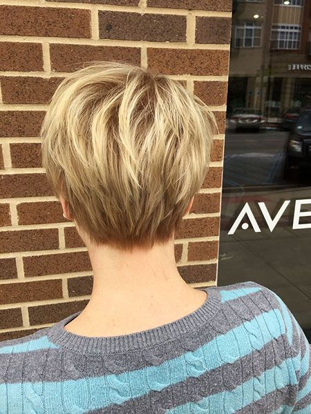 25 Short Thin Hairstyles 2018