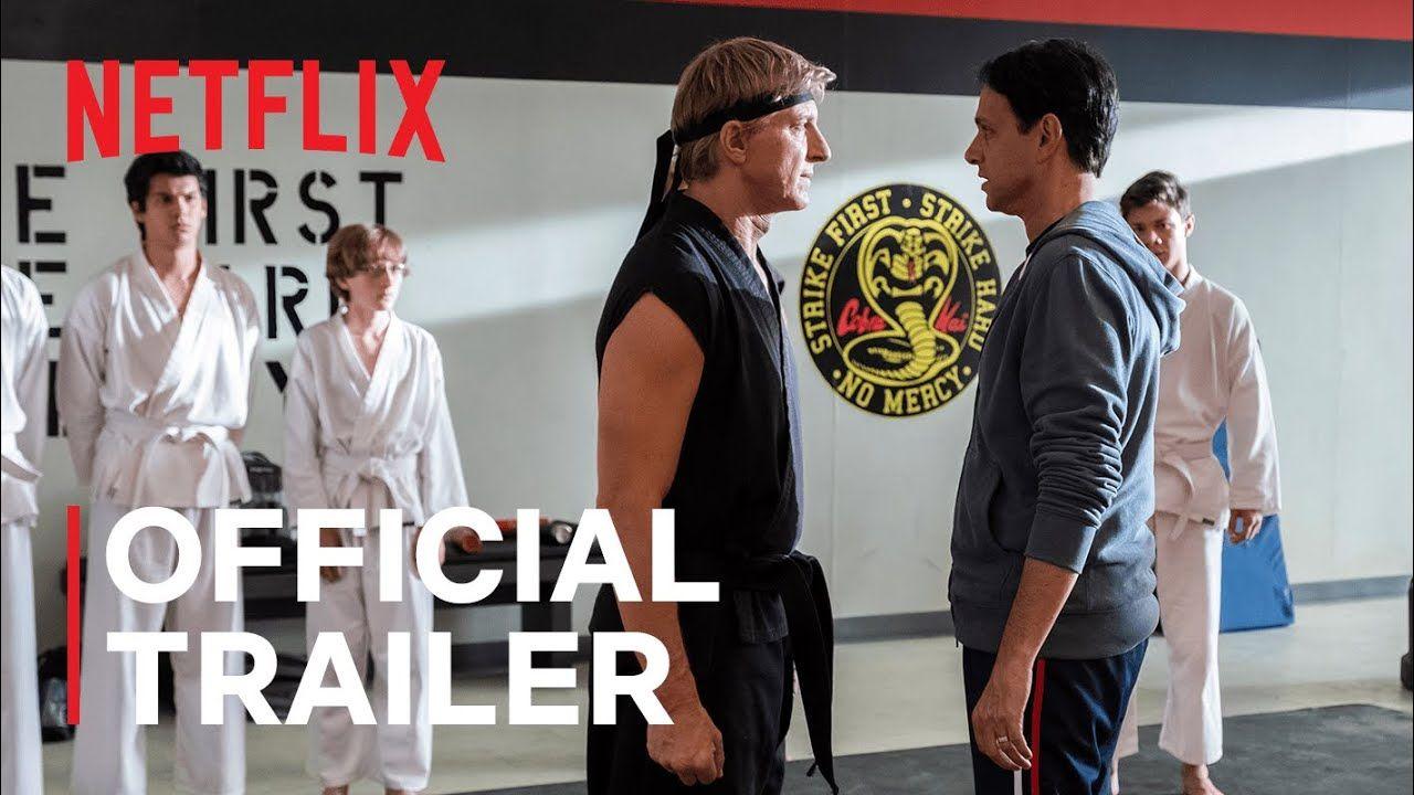 Cobra Kai Trailer Song Soundtrack Music The Karate Kid Legacy Continues 2020 In 2020 Trailer Song Karate Kid Cobra Kai Netflix