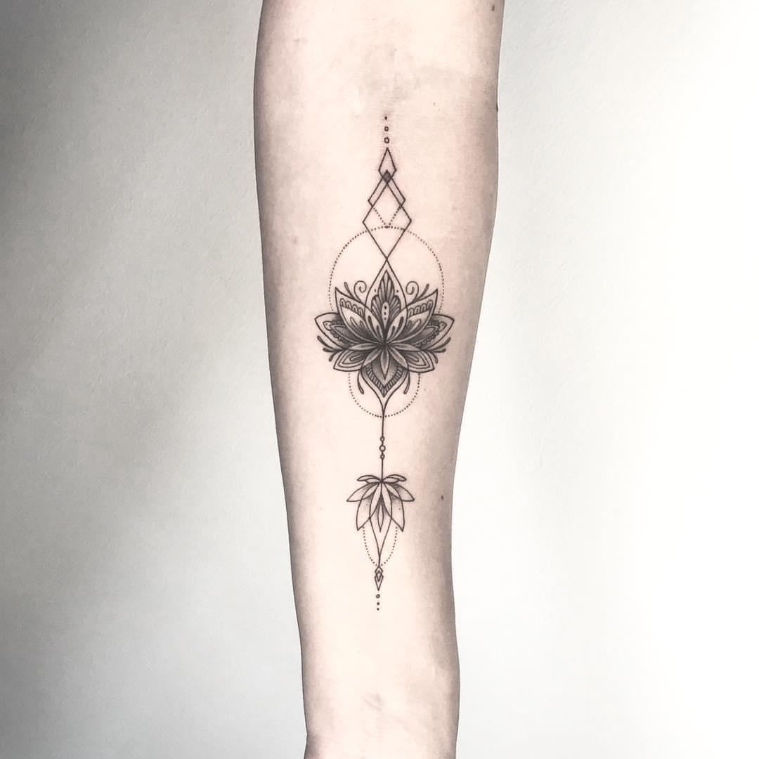 bali orchid tattoo Google Search Orchid tattoo
