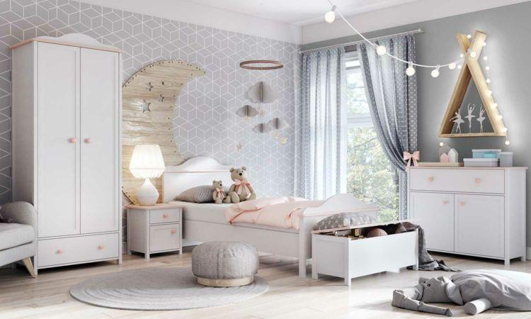 weiße und graue wände wohnung streichen Wohnzimmer