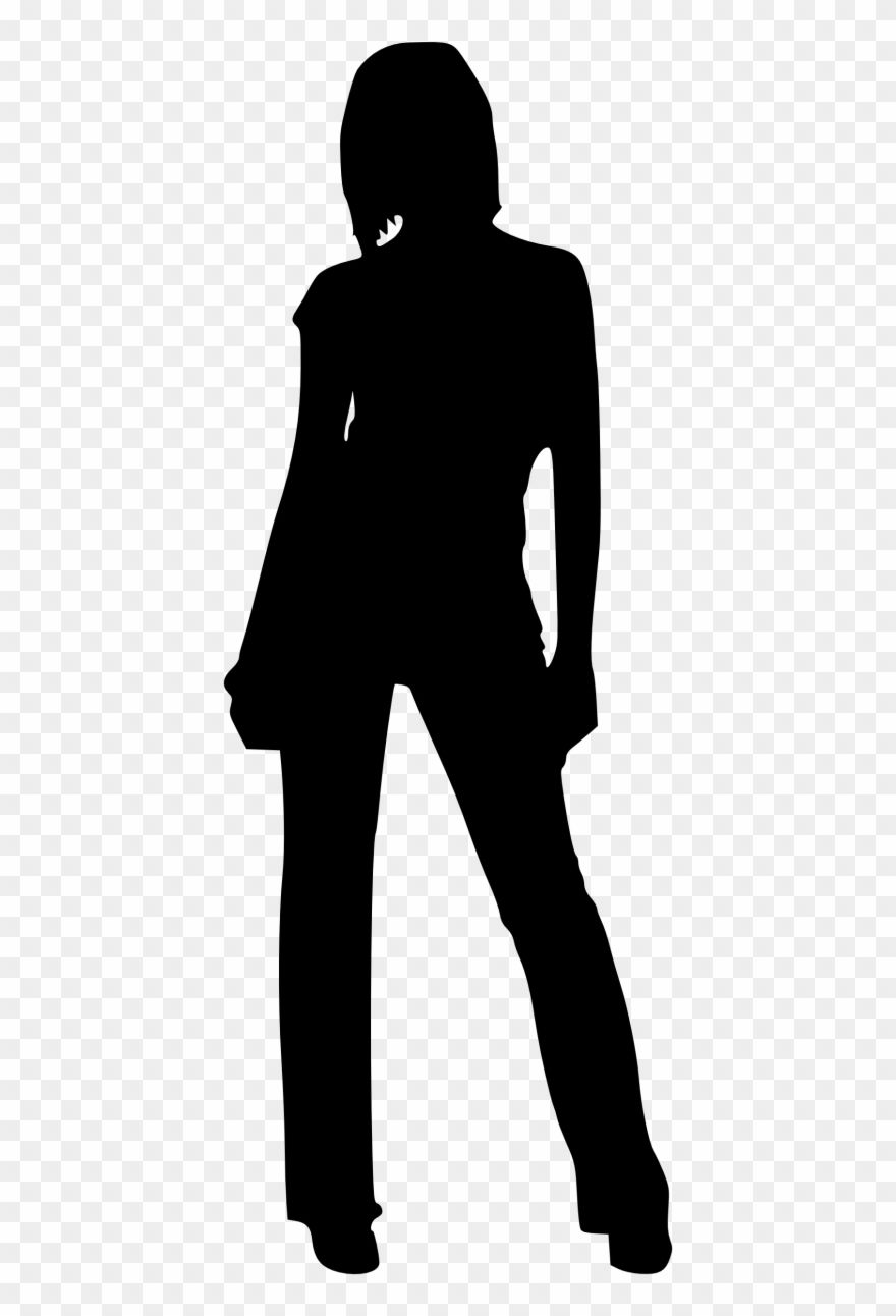 Free Png Woman Silhouette Png Images Transparent Female Silhouette Transparent Png Clipart 1764520 Is A Creative Silhouette Png Woman Silhouette Free Png