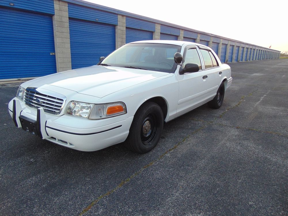2000 Ford Crown Victoria Police Package 2000 Ford Crown Victoria