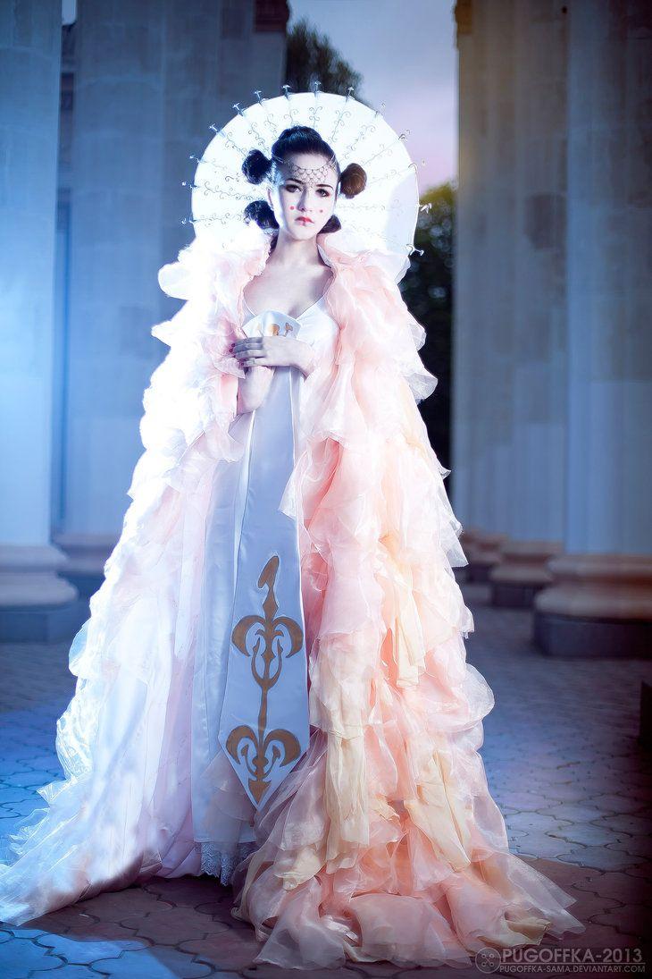 Star wars padme amidala by pugoffkasama on deviantart costumes