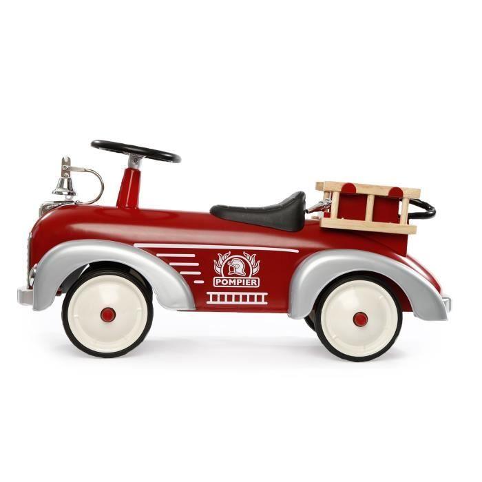 BAGHERA Porteur Pompier - Achat   Vente porteur BAGHERA Porteur Pompier -  Cdiscount 1f30ac758e7