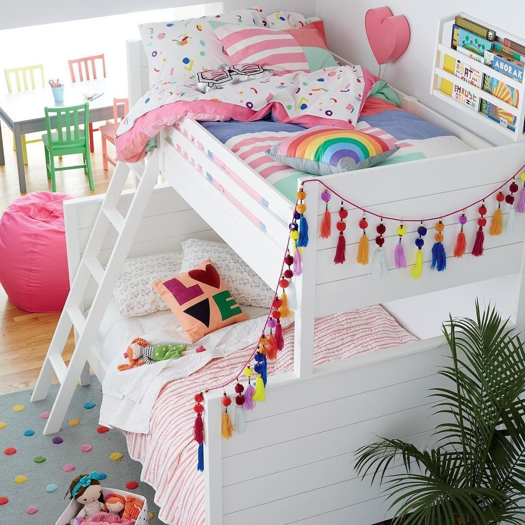 Pin By Chloe Maguire On My Room Ideas Shared Girls Room